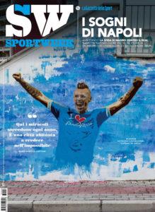 covernapoli-sportweek- salvatore esposito fotografo