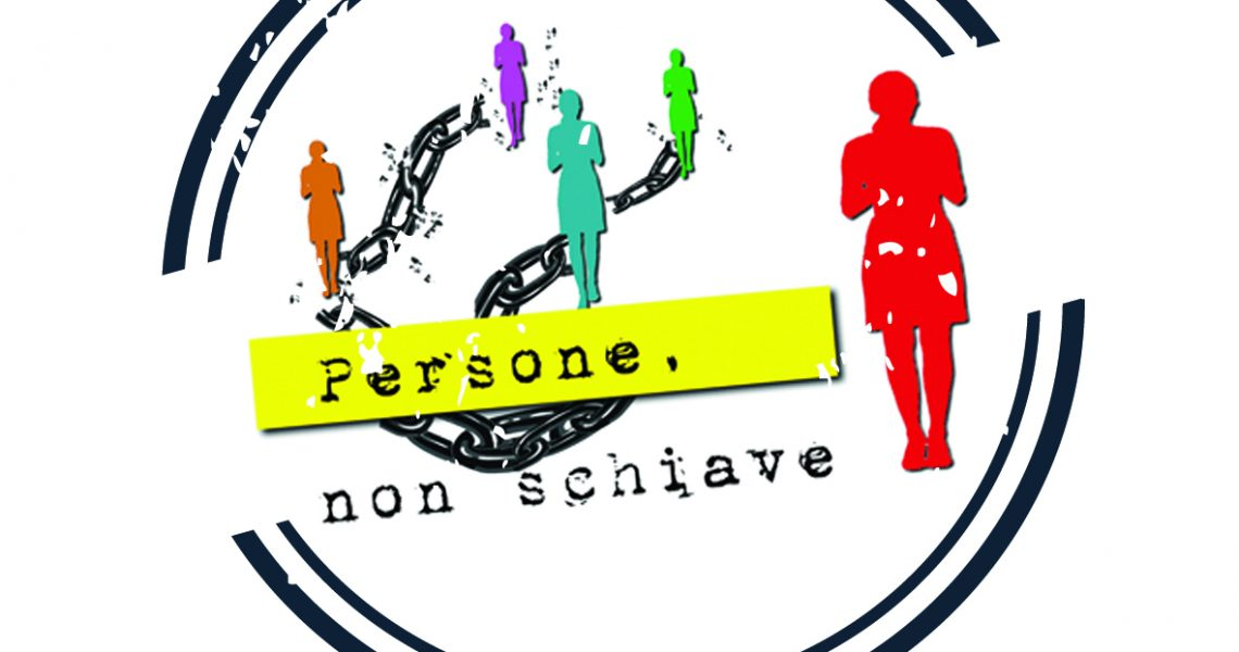 Logo Persone non schiave
